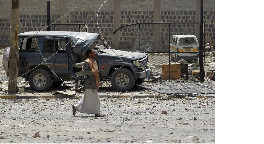 وزير الخارجية اليمني من الكويت: إيران ليست طرفا محايدا للوساطة.. وتخصيص 8 مليارات دولار لتنمية اليمن