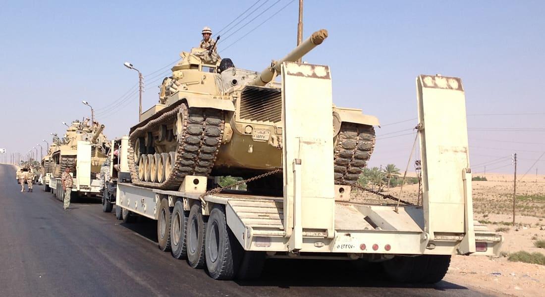 مصر: السيسي يصدر قرارا بفرض حالة الطوارئ 3 أشهر بعدة مناطق بشمال سيناء تبدأ غدا