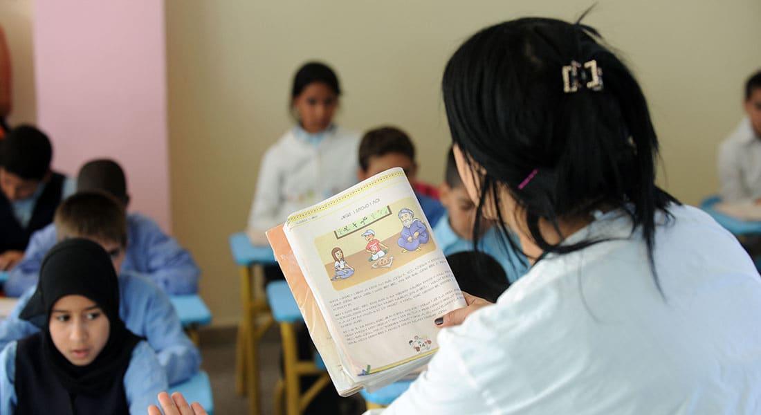 """""""تُسخن عُظيماتها"""".. جملة مثيرة للجدل بمقرّر دراسي في المغرب"""