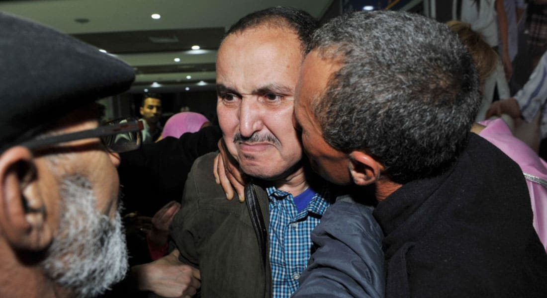 """بعد ثلاثة عقود من المنفى.. أعضاء من تنظيم """"الشبيبة الإسلامية"""" المغربي يعودون إلى بلادهم"""