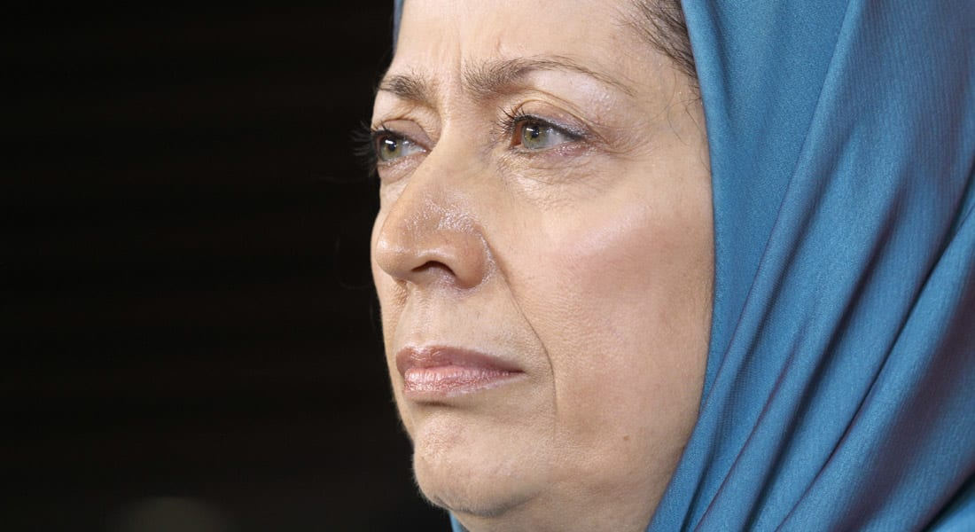 رجوي زعيمة المعارضة الإيرانية: نظام طهران أنتج داعش والتطرف الشيعي ويجب إسقاط النظامين بإيران ودمشق