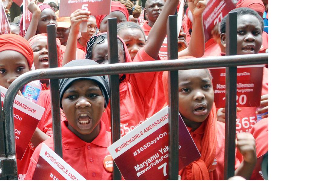 نيجيريا: تحرير 160 امرأة وطفل من قبضة بوكو حرام