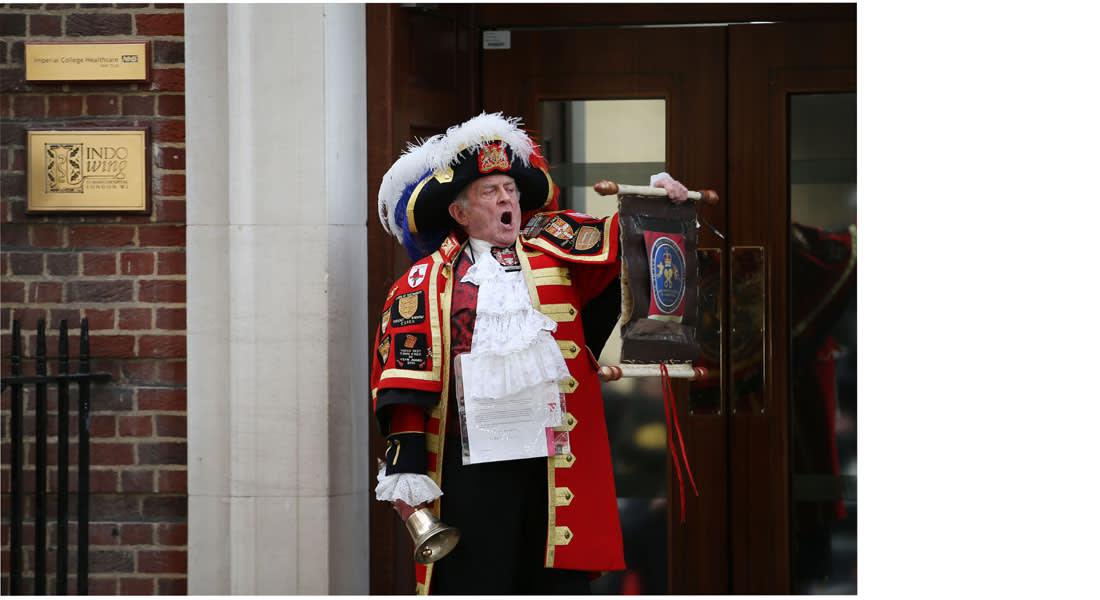 دوقة كامبريدج تمنح بريطانيا أميرة جديدة ولدت بوزن تجاوز 8 أرطال