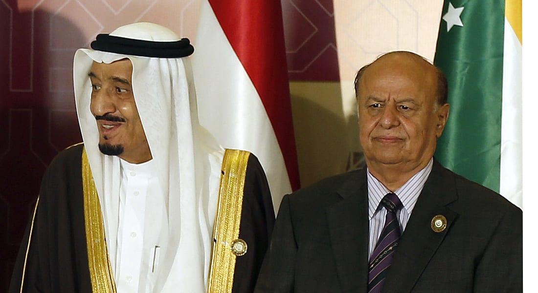 """بناء على طلب """"هادي"""" الملك سلمان يوجه بمنح تسهيلات لتصحيح أوضاع اليمنيين بالسعودية"""