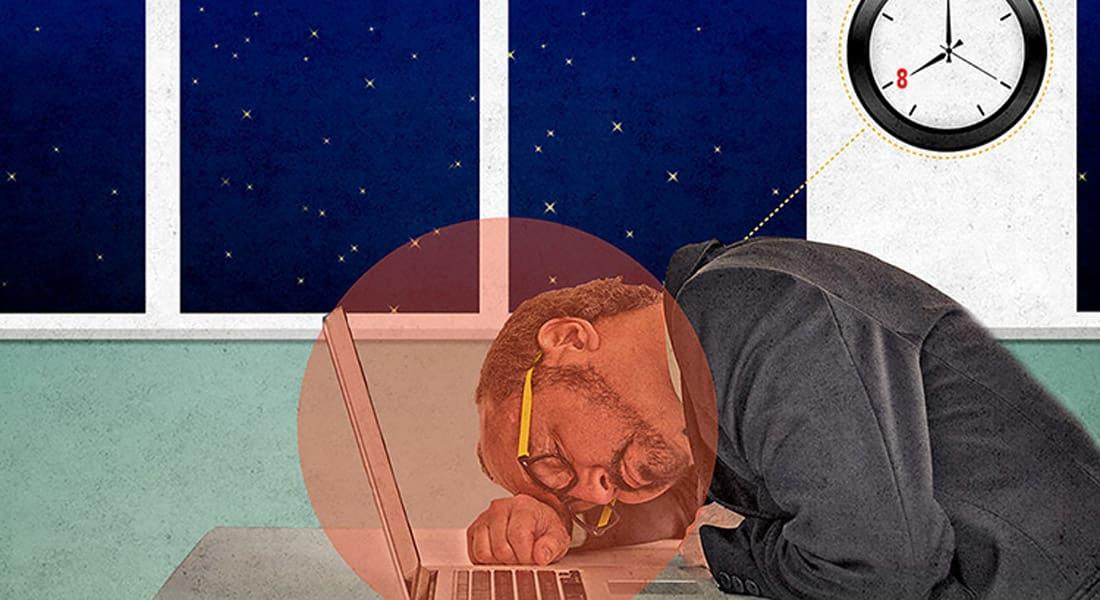 هل تعمل أكثر من 40 ساعة أسبوعياً؟ انتبه لصحتك قبل فوات الأوان