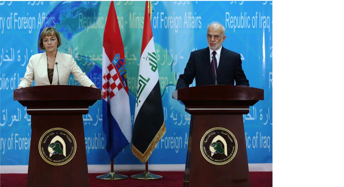 الجعفري: وصلني ترشيح شخصية سعودية لسفارة بغداد.. وسنتحرك دبلوماسيا تجاه موقف الكونغرس