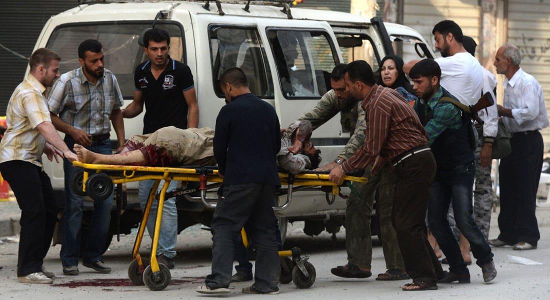"""سوريا.. اتهامات جديدة لنظام الأسد بقصف مدنيين في إدلب بغاز """"الكلور"""""""