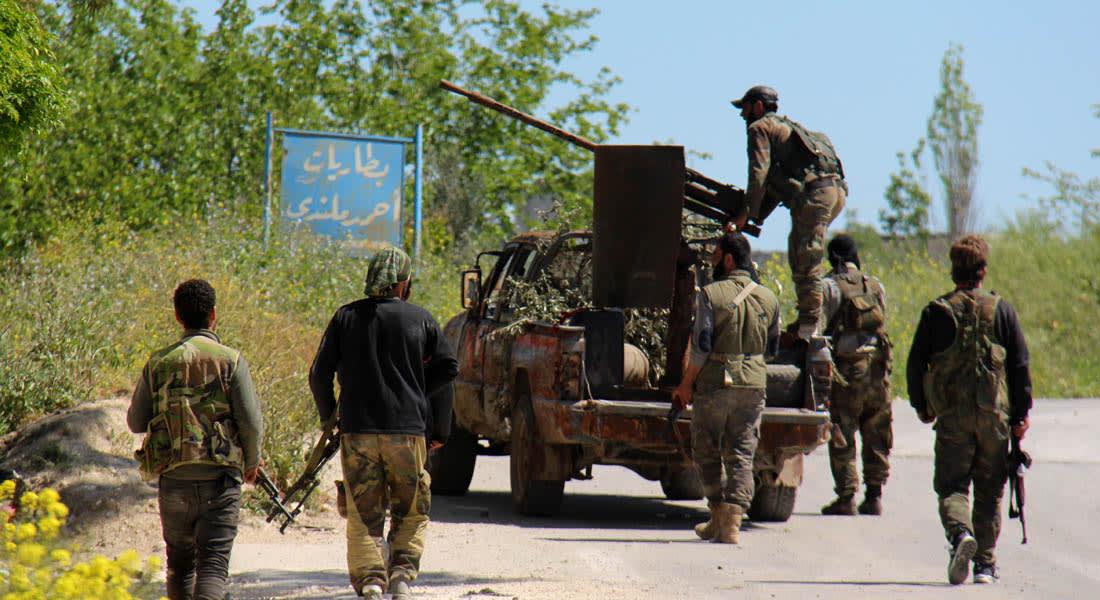 المرصد: إصابة ضابط برتبة لواء بانفجار استهدفه بمنطقة ركن الدين في دمشق