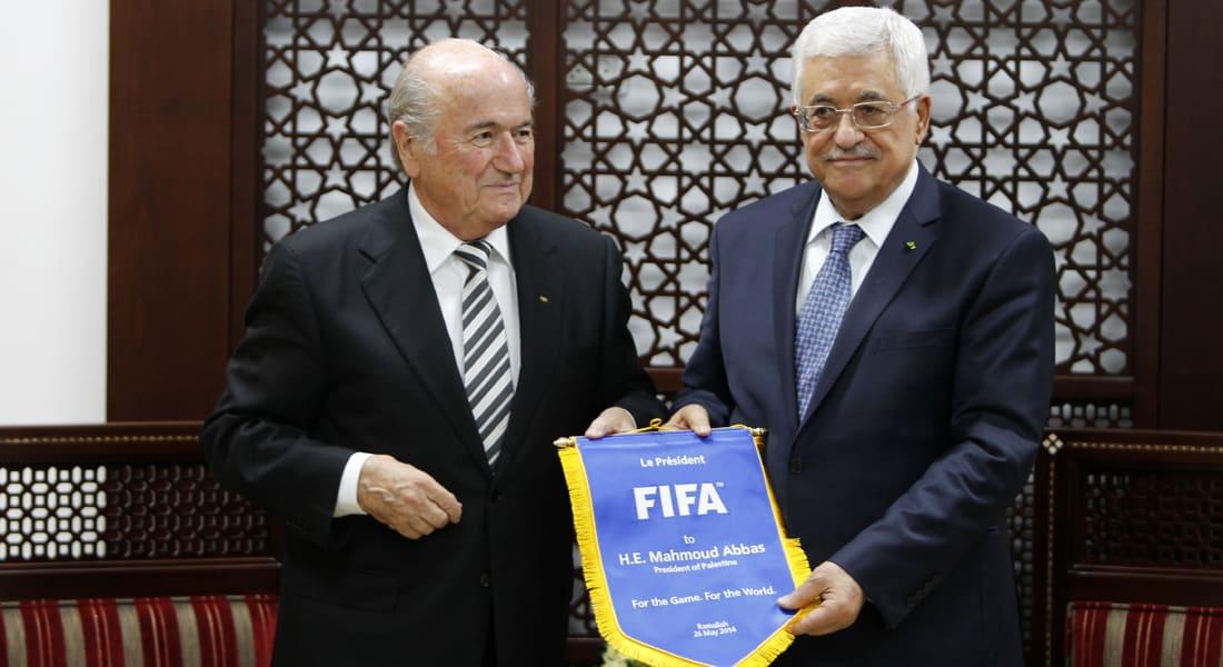 """هل ينجح الاتحاد الفلسطيني بتعليق عضوية إسرائيل في """"فيفا"""" نهاية هذا الشهر؟"""