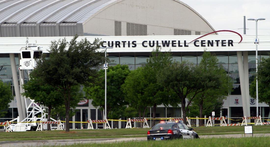 """البيت الأبيض: إطلاق النار في تكساس محاولة لـ""""عمل إرهابي"""" من المبكر ربطه بداعش"""