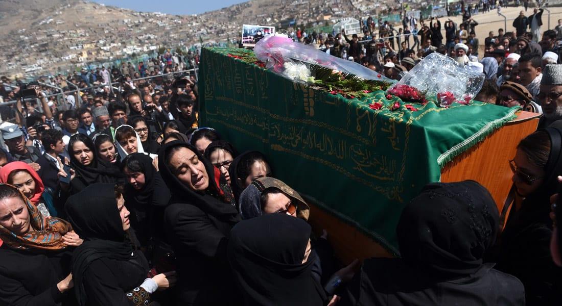 الإعدام لأربعة أحرقوا أفغانية بزعم حرقها المصحف