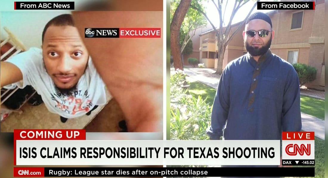 بعد الهجوم على معرض رسوم النبي محمد بتكساس.. سيناتور أمريكي لـCNN: علينا فهم أن حرية التعبير بأمريكا لا تمتد لكل دول العالم