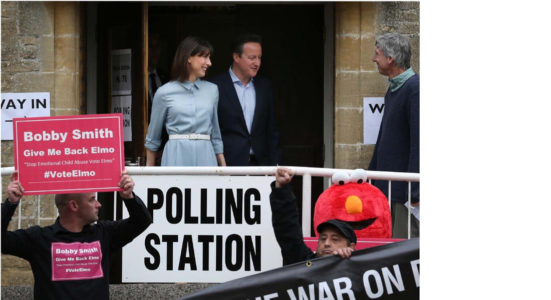 بدء الانتخابات العامة التي تحدد من يحكم بريطانيا ومدنها في المرحلة المقبلة