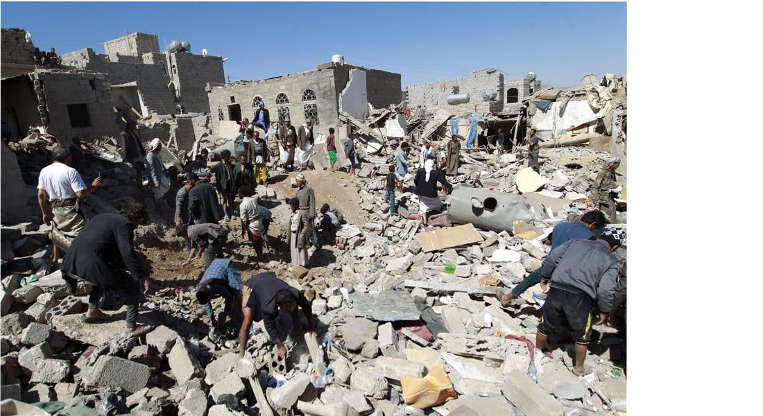 بعد ساعات من توعد العسيري .. طائرات التحالف تدك معاقل الحوثيين في صعدة