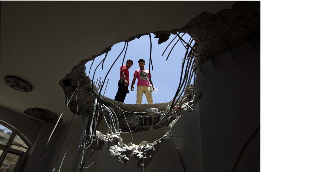 صعدة تحت القصف.. تدمير مقرات عدد من القيادات الحوثية في غارات بدأت منذ الفجر