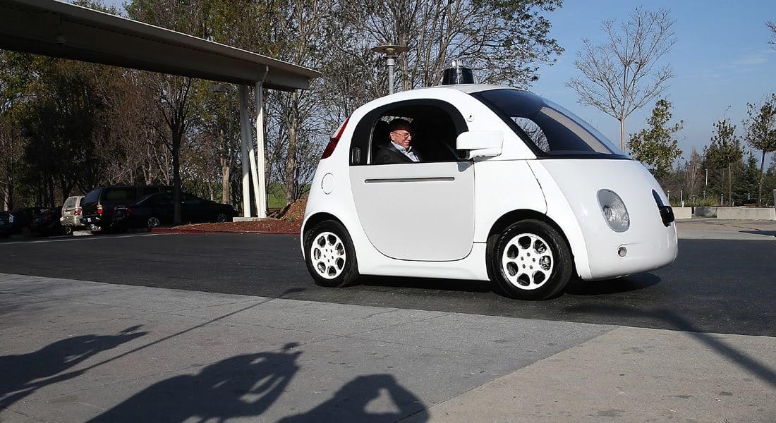 في نفي لتسبب سياراتها ذاتية القيادة بحوادث سير.. غوغل: سائقو السيارات هم المشكلة