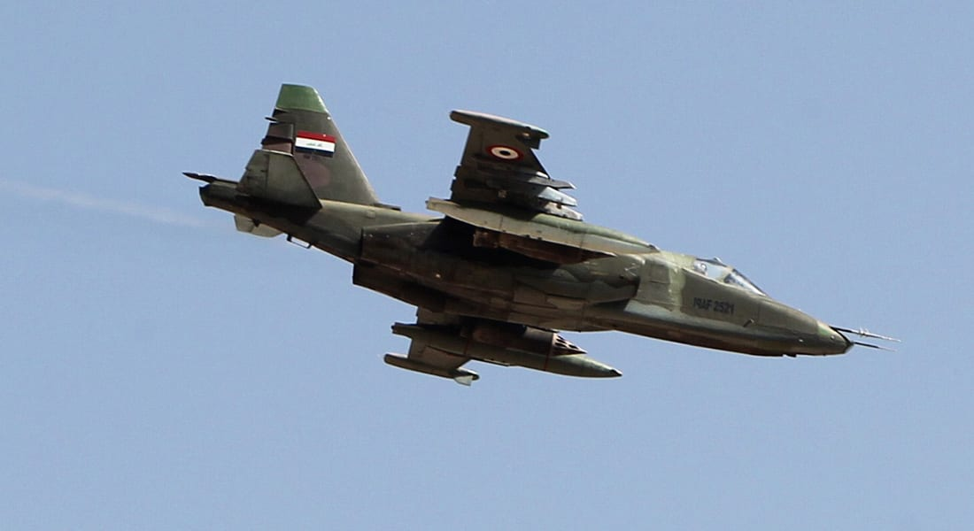 الدفاع العراقية تنشر فيديو لعملية قتل أبوالعلاء العفري الرجل الثاني بتنظيم داعش ورئيس مجلس الشورى فيه