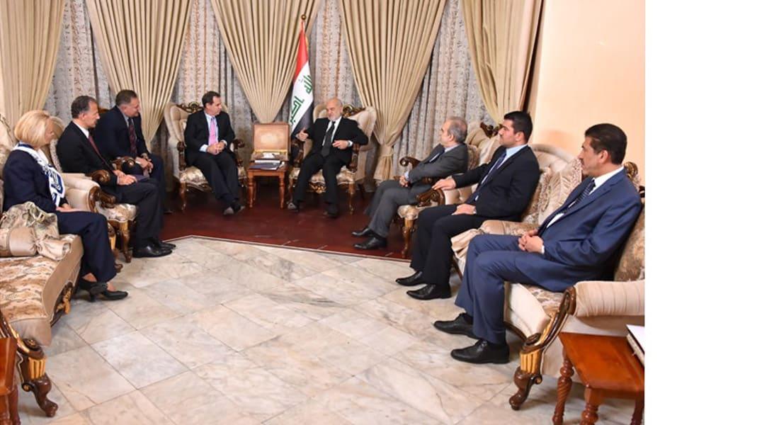 السفير الأمريكي في العراق: تسليح الأكراد والسنة لن يتم على أساس أنهم دولتان