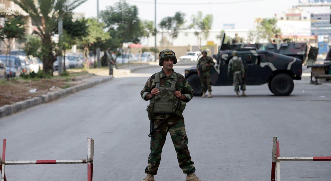 """تقرير: الجيش اللبناني يوقف """"قياديا كبيرا"""" بتنظيم الدولة شرقي البلاد"""