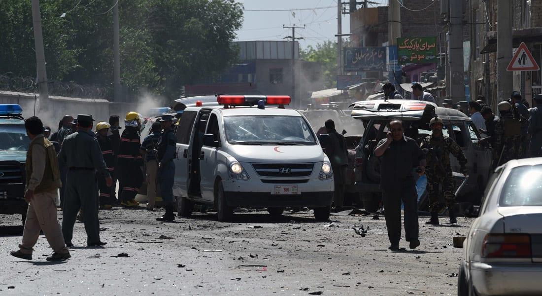 أفغانستان.. 4 قتلى بينهم بريطاني بتفجير سيارة للبعثة الأوروبية في كابول تبنته طالبان