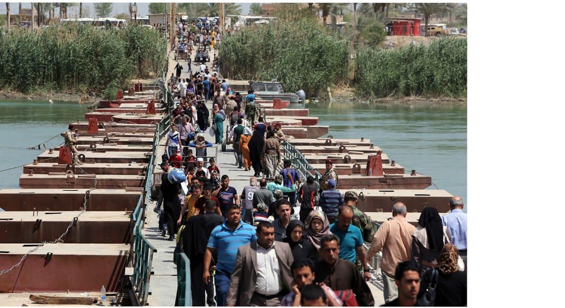 """مسؤول عراقي يروي لـCNN  كيف سيطر """"داعش"""" على الأنبار وارتكب المجازر .. وأوامر بمشاركة """"الحشد الشعبي"""" بتحريرها"""