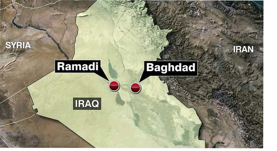 """مسؤول عراقي يؤكد لـCNN: الرمادي سقطت بيد """"داعش"""" وانسحاب آخر جندي من المدينة"""