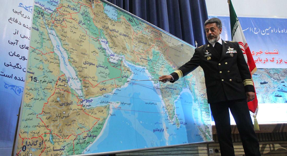 """تهديدات لـ""""أنصار الله"""" عبر طهران بمهاجمة سفن التحالف بمعركة قد تمتد لمضيق """"باب المندب"""""""