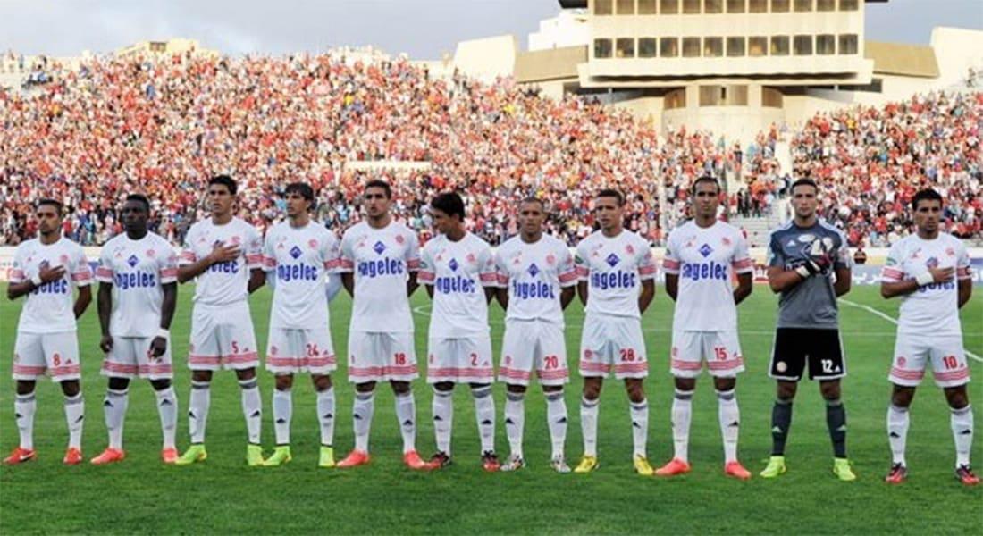 الوداد البيضاوي بطلاً للدوري المغربي