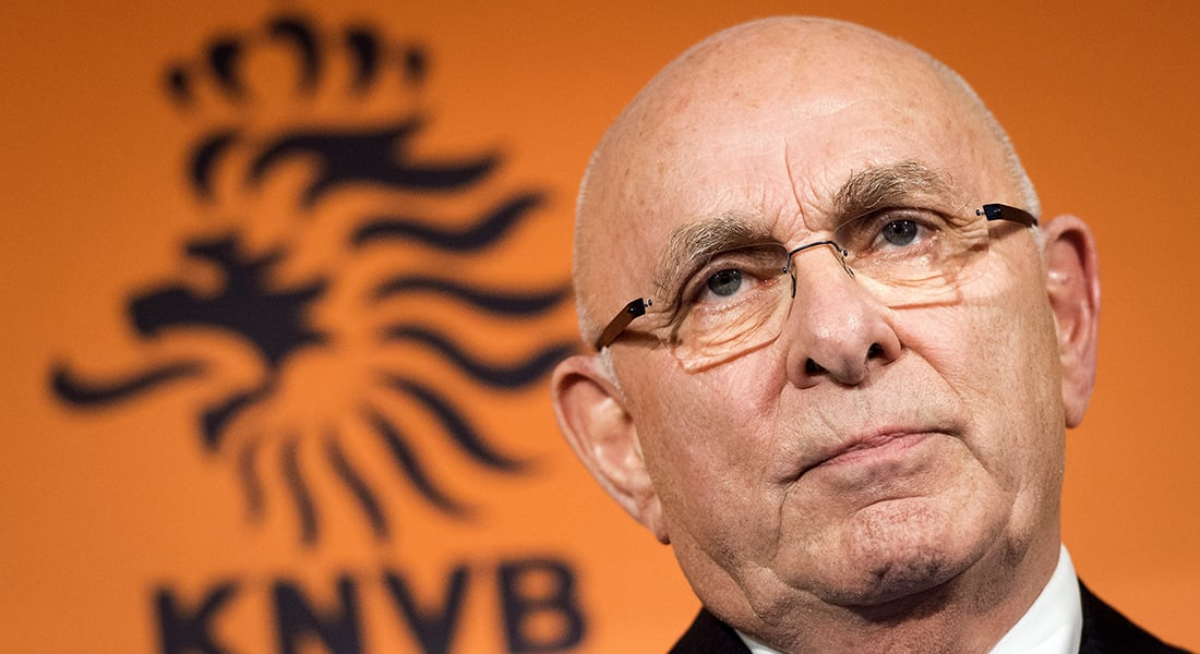 مايكل فان براغ يعلن انسحابه من سباق انتخابات الفيفا ويدعم علي بن الحسين