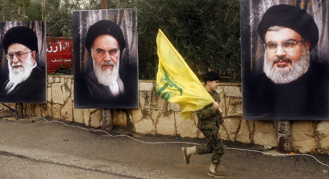 """حزب الله يوضح حديث نصرالله عن التعبئة العامة وخيارات """"السبي والذبح والقتال"""" للشيعة وقيادي يعتبر رئيس لبنان أدنى من خامئني"""