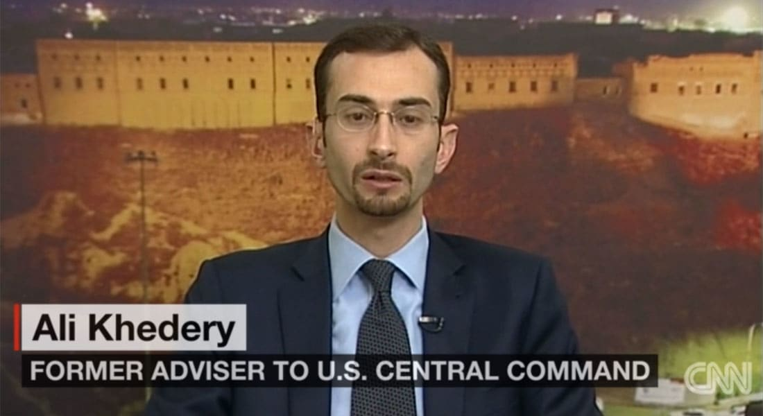 مستشار سابق للجيش الأمريكي لـCNN: معلومات استخباراتية تظهر سقوط 6000 عنصر بالقوات العراقية أمام 150 مقاتل بداعش في الرمادي