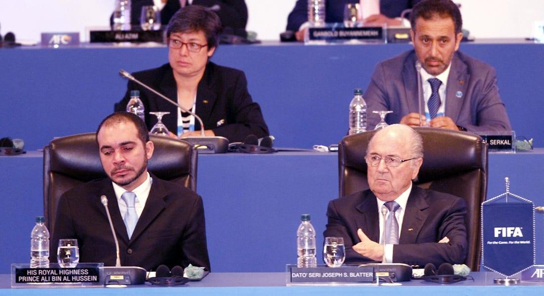 """لمن سيذهب صوت مصر بمعركة رئاسة الفيفا؟.. أنباء عن """"توصية سياسية"""" بالتصويت للأمير علي"""