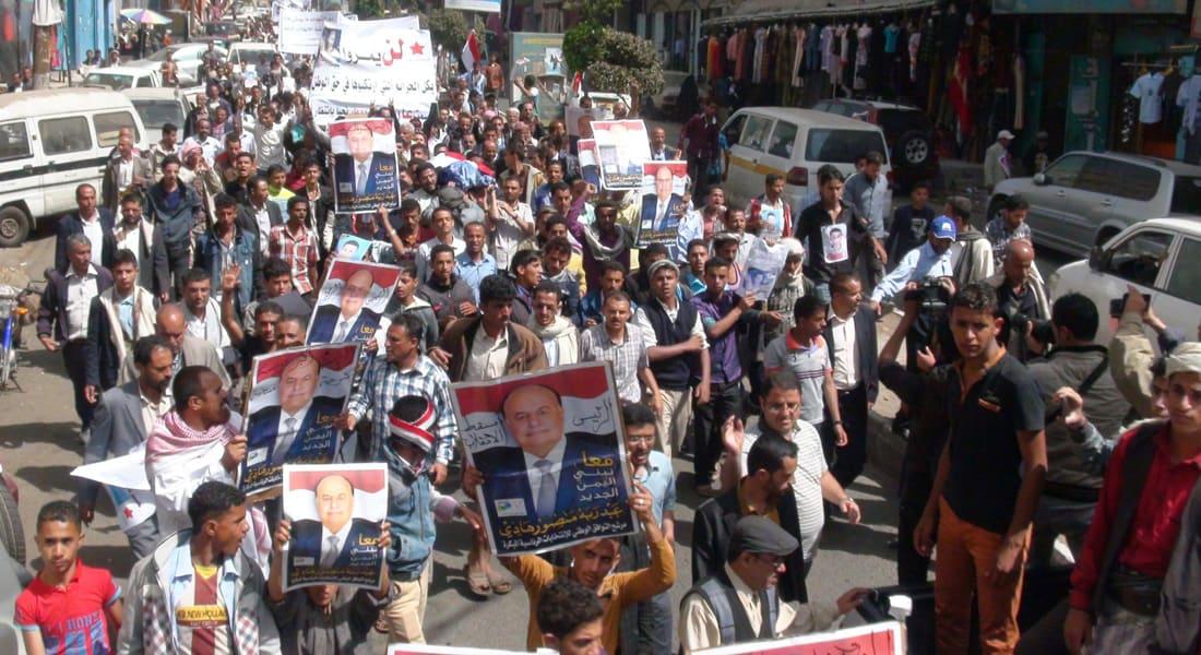 """الأزمة اليمنية.. هادي يعين وزيراً للداخلية ومحافظاً لـ""""شبوة"""" والحوثيون يستبدلون 6 محافظين"""