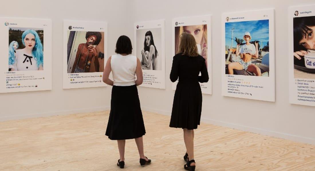معرض فني ليبيع صور نشرت على انستغرام من دون إذن أصحابها بمبالغ خيالية