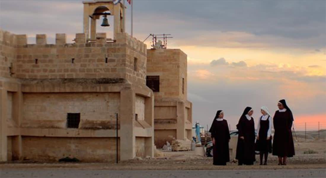 """رأي: الفيلم الفلسطيني""""السلام عليك يا مريم"""".. رموز مسيحية تقدم تصورا عادلا لـ """"أصحاب الأرض"""""""
