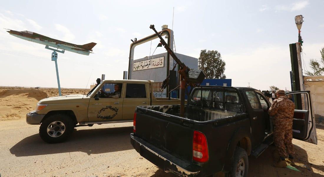 """ليبيا.. 5 قتلى في هجوم انتحاري تبناه """"داعش"""" استهدف كميناً أمنياً غرب مصراتة"""