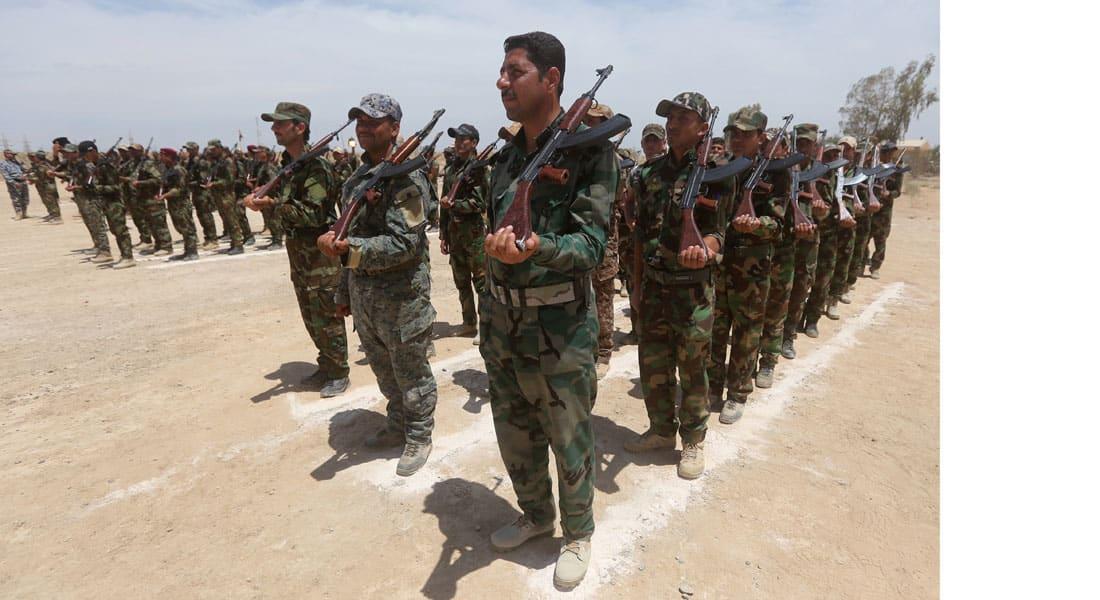 """قائد القوات الأمريكية في أفغانستان لـCNN: الانسحاب من الرمادي مسألة """"ثقة"""" و """"داعش"""" يملك قدرات مذهلة"""
