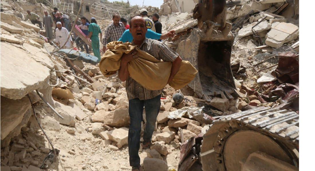 6657 قتيلا حصيلة شهر واحد في سوريا.. قتلى النظام يتصدرون القائمة يليهم المدنيون