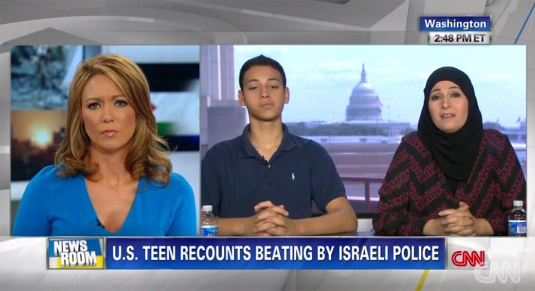 والدة طارق أبوخضير تكتب لـCNN: حان الوقت لإنهاء حصانة إسرائيل