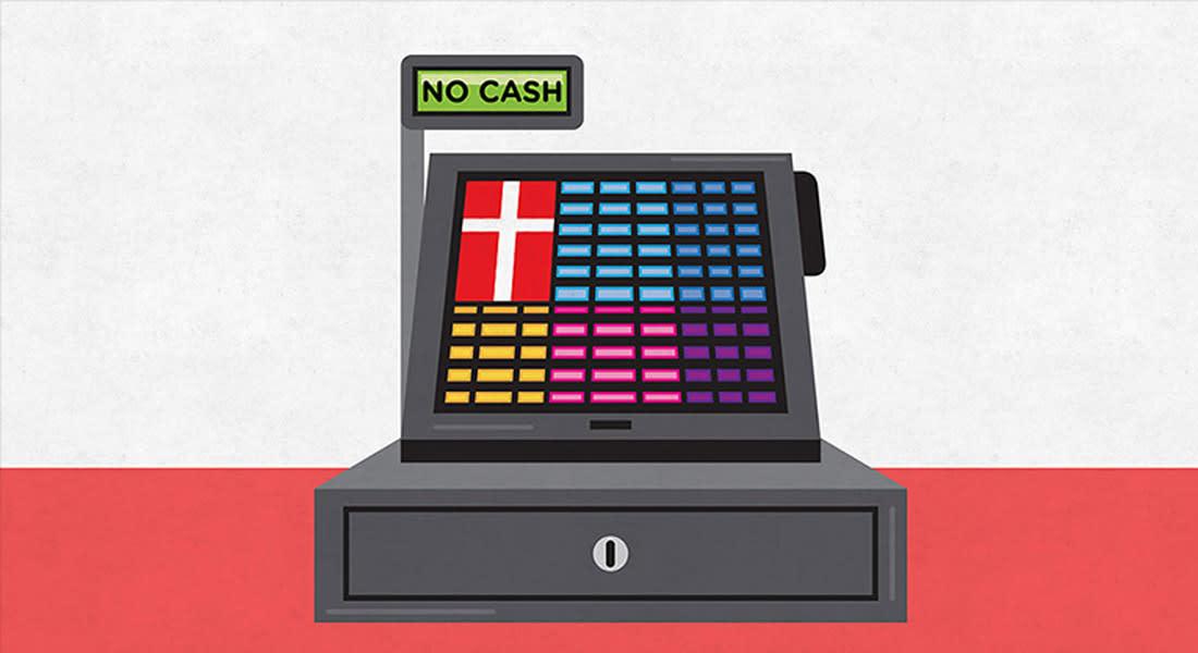 بداية النهاية للأموال النقدية... هل تصبح الدنمارك أول دولة تتخلى عن النقود؟