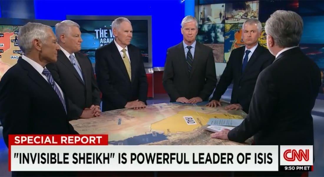 بعض أبرز العقول العسكرية والاستخباراتية الأمريكية تحلل لـCNN مدى تأثير مقتل أبوبكر البغدادي على حرب داعش
