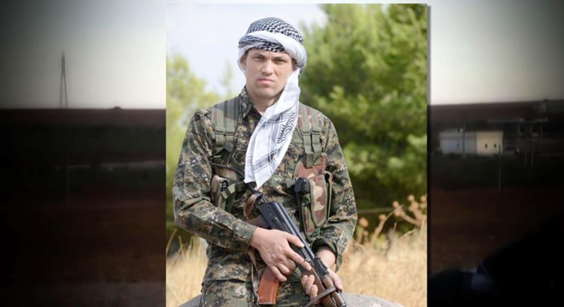 """مقاتل أمريكي مع أكراد سوريا ضد """"داعش"""" يحذر من """"تهديدات بالقتل"""" تستهدف الممثل مايكل إنرايت"""