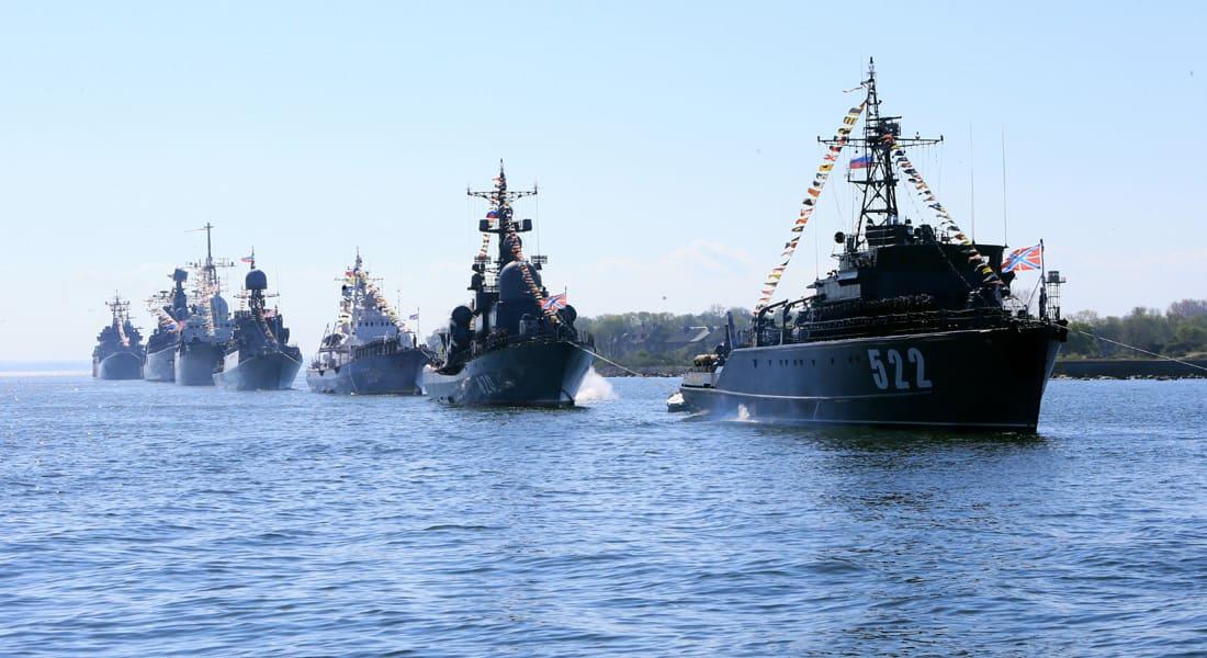 """""""جسر الصداقة 2015"""".. أول تدريب مصري روسي مشترك لتأمين الممرات البحرية"""