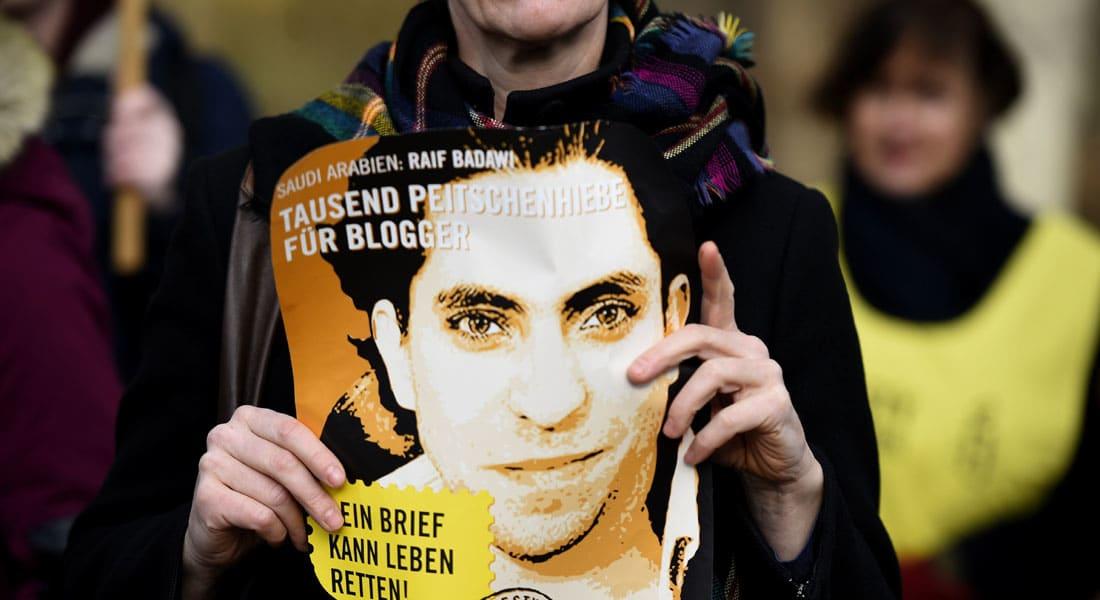 شقيقته لـCNN: المحكمة العليا بالسعودية أيدت حكم السجن لـ10 سنوات و1000 جلدة الصادر بحق الناشط رائف بدوي