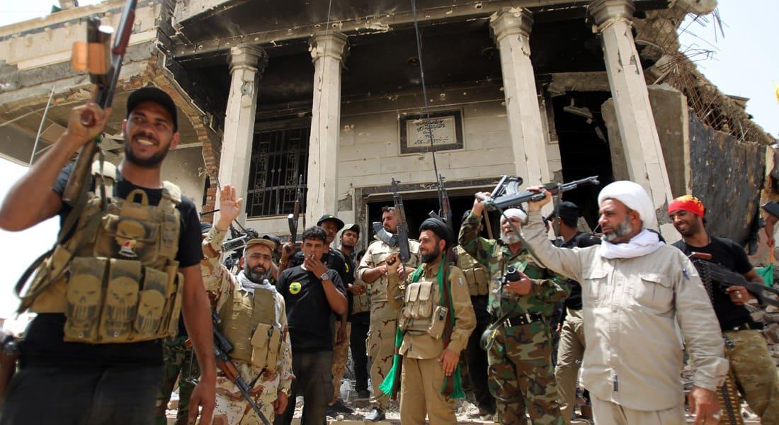 مصدر عسكري أمريكي لـCNN: من المبكر الحديث عن سقوط بيجي بالكامل.. ورصدنا تدخل بطاريات مدافع إيرانية