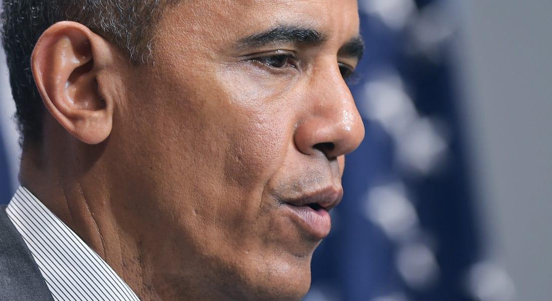 """قيادي جمهوري يختصر تردّد أوباما حيال """"داعش"""" بـ """"¯\_(ツ)_/¯ """""""