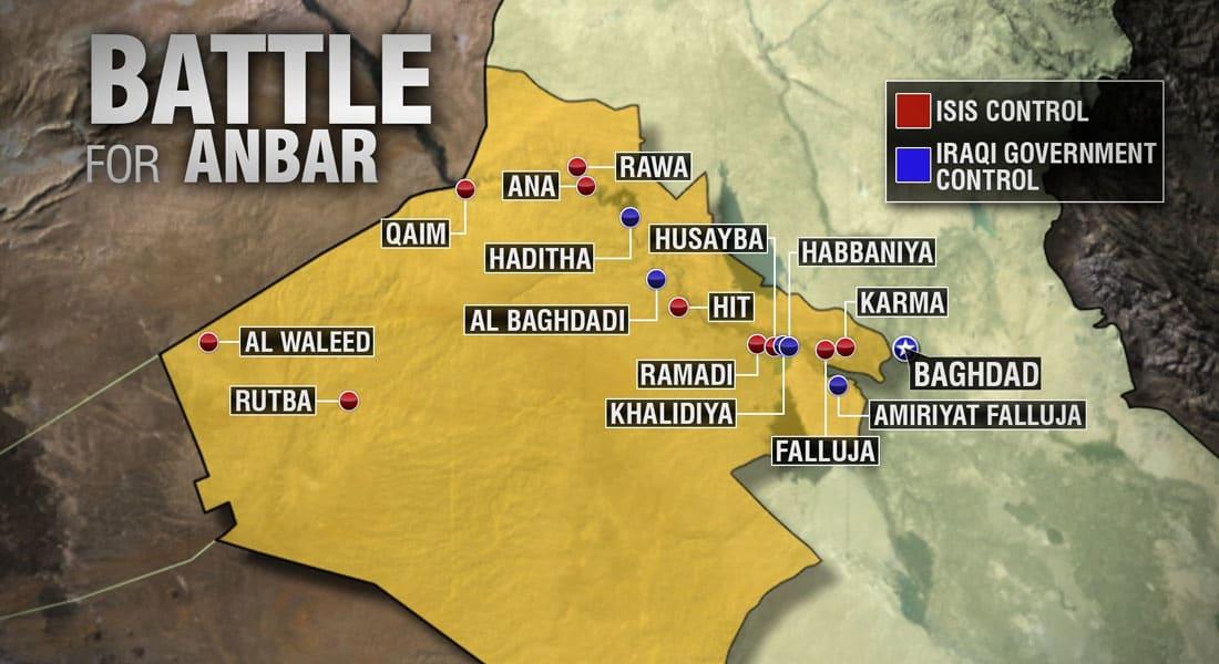 داعش يتبنى الهجوم الانتحاري على بناية حكومية بعامرية الفلوجة.. ورئيس الشرطة بالمدينة لـCNN: عناصر الأمن قتلت المهاجمين قبل تفجير نفسيهما