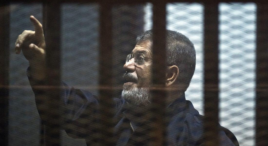 """الحكم بإعدام مرسي يثير موجة من الردود على مواقع التواصل بعد """"المقدمة السياسية"""" للقاضي"""