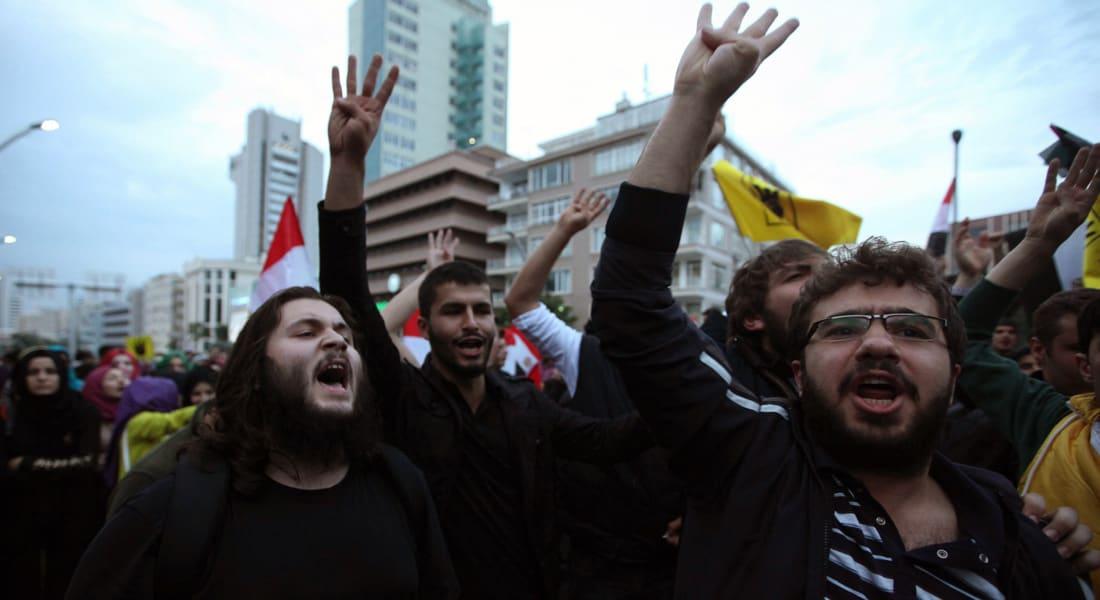 """البيت الأبيض يعتبر حكم إعدام مرسي """"مسيسا"""".. مظاهرات بتركيا وأردوغان يتهم """"الانقلابيين"""" بالدوس على القانون"""