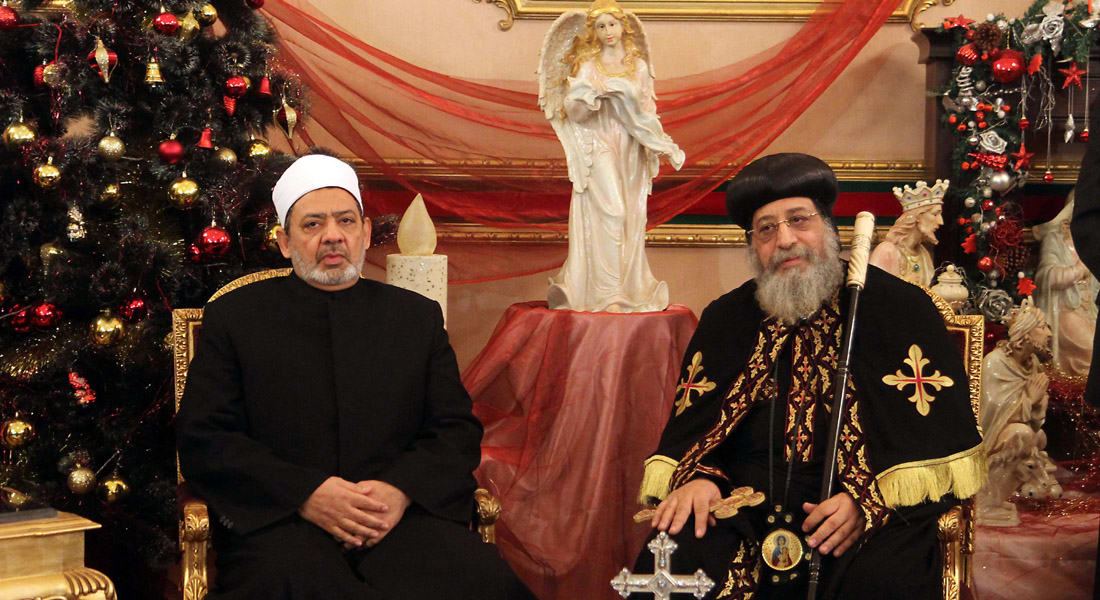 """الأزهر ينفي """"إهدار دم"""" إسلام بحيري ويتبرأ من وصف المسيحية بـ""""ديانة فاشلة"""""""